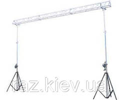 П- образная стойка для световых приборов SOUNDKING DPC003