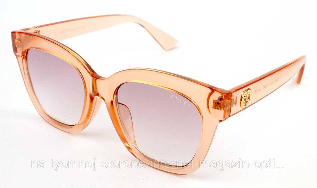 75db7c715bff Солнцезащитные Очки Новая Линия (Gucci) 1760-C3 Реплика — в ...