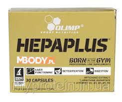 OLIMP экстрактартишока Hepaplus Sport Edition 30 caps