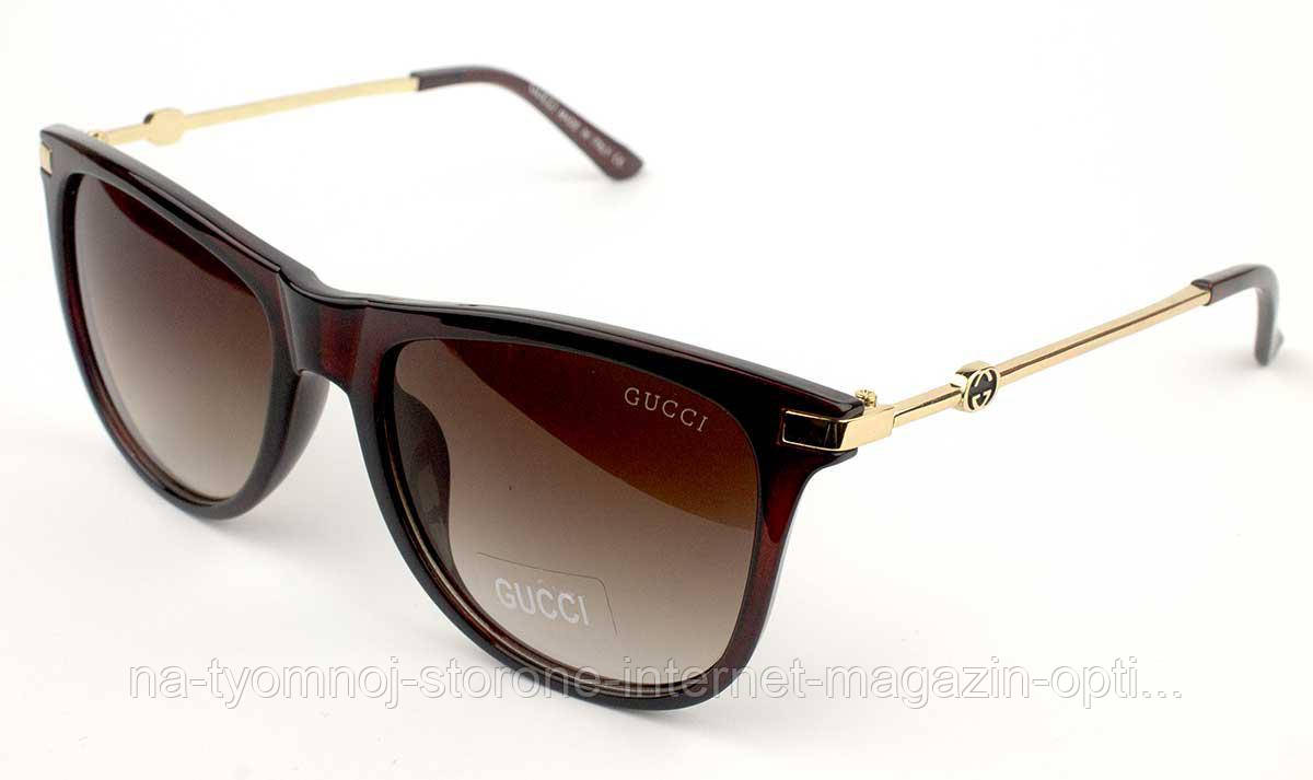 4d39c049d269 Солнцезащитные Очки Новая Линия (Gucci) 604-3 Реплика — в Категории ...