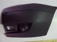 Клык переднего бампера Transit 06-- R