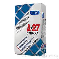 Стяжка для пола Atis A-27 армированная 25 кг