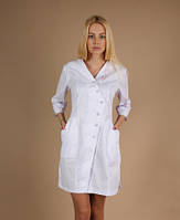 Медицинский халат с вышивкой (79), фото 1