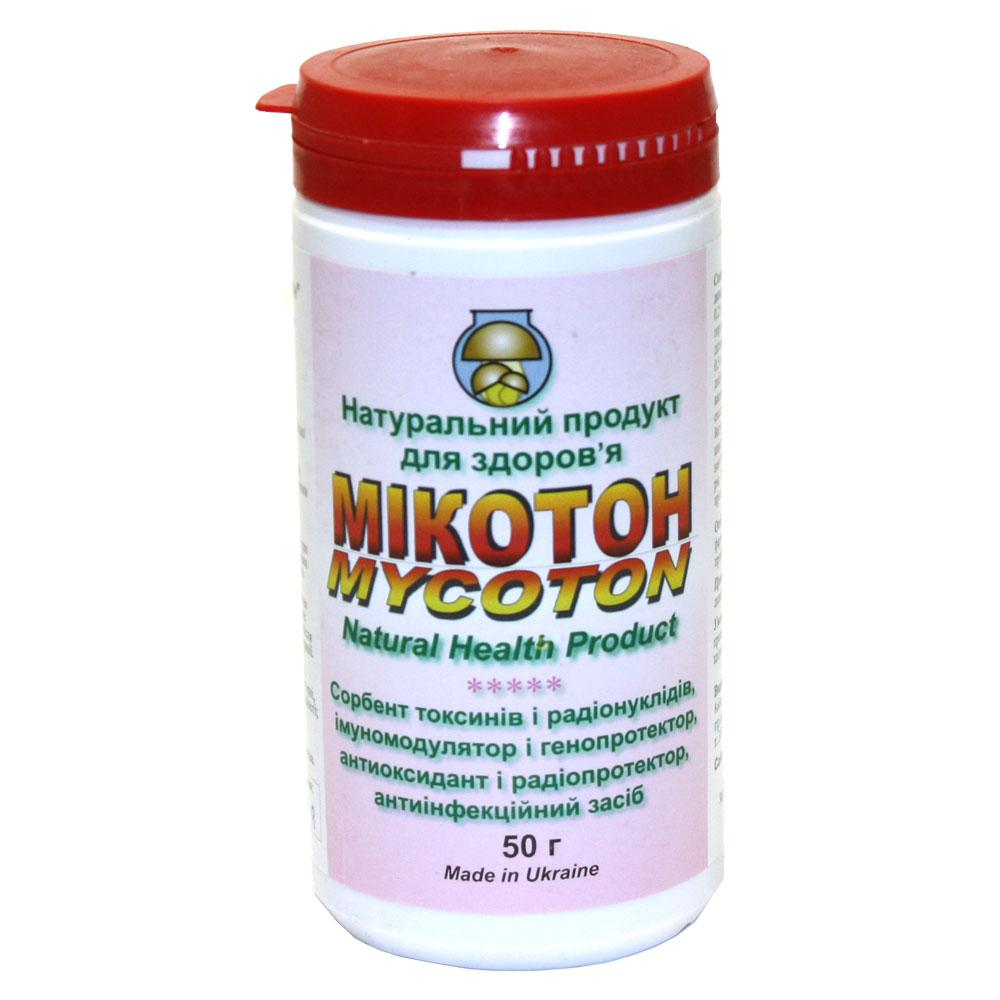 Микотон натуральный биосорбент