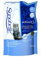 Корм Bosch (Бош) Sanabelle Adult Trout для взрослых кошек, постоянно живущих в помещении 0.4 кг