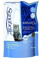 Корм Bosch Бош  Форель Санабель Sanabelle Adult Trout для взрослых кошек, постоянно живущих в помещении 10 кг