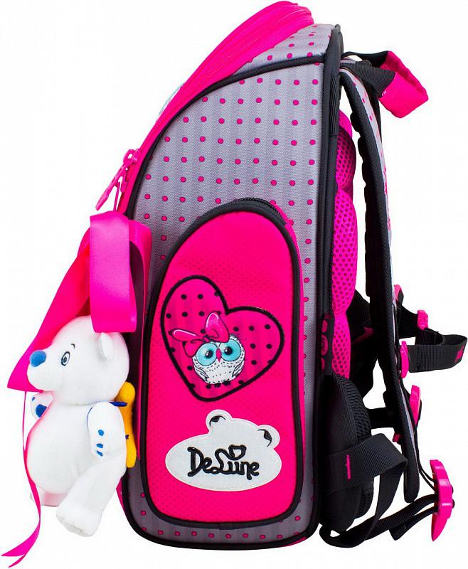 2f99b2654d99 Ранец школьный рюкзак детский ортопедический для девочек фабричный Бренд DE  LUNE, ...