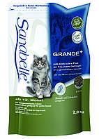 Корм Bosch (Бош) Sanabelle Grande для взрослых крупных кошек,  2 кг