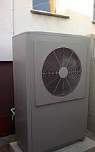 Воздушный тепловой насос 11 кВт \ 1Ф