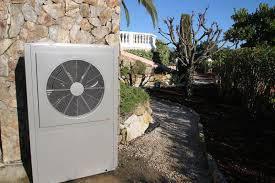 Воздушный тепловой насос 17 кВт\ 1Ф