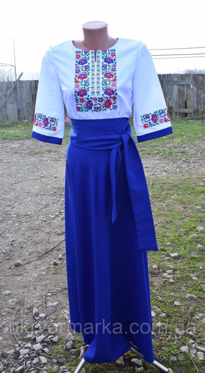 """Плаття вишиванка """"Оберіг"""""""