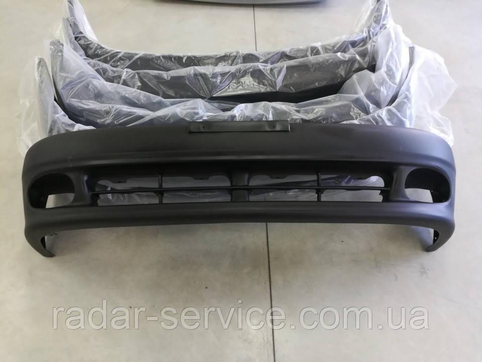 Бампер передній накладка Ланос Сенс, ЗАЗ, tf69yp-2803020