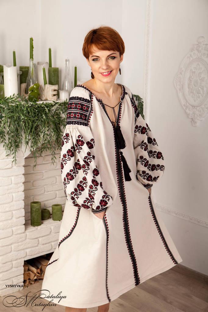 cfb1ca2c2f913c Жіноча сукня - вишиванка L: продажа, цена в Львове. от