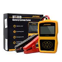 Autool bt360 ( русский ) Профессиональный Диагностический тестер АКБ
