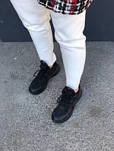 Кроссовки Louis Vuitton Triple Black, фото 3