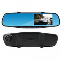 Видеорегистратор-зеркало DVR 138W, регистратор в авто, регистратор зеркало, Акция!