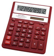 Калькулятор Citizen SDC-888XBL бухгалтерский 12р, фото 3