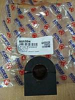 """Подушка (втулка, опора) стабилизатора переднего на Renault Trafic, Opel Vivaro 2001>; """"SIDEM"""" 806804 - Бельгия"""