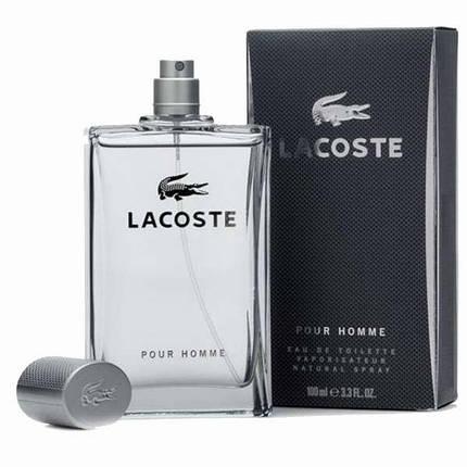 Мужские - Lacoste Pour Homme (edp 100ml), фото 2