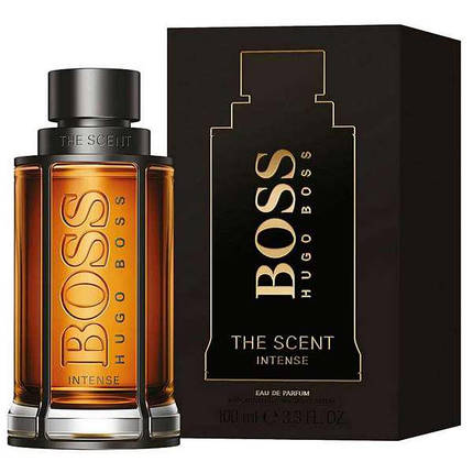 Мужские - Hugo Boss The Scent Intense (edt 100ml), фото 2