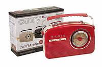 Радиоприемник Camry CR 1130 red
