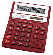 Калькулятор Citizen SDC-888XRD бухгалтерский 12р.