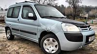 Дефлекторы двери (ветровики) на Peugeot Partner 2002-2008
