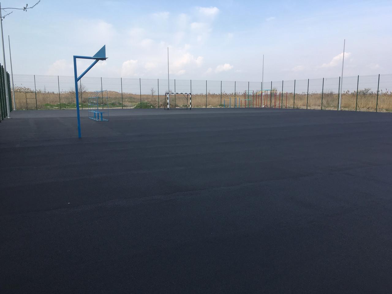 Teking Sport Black покрытие для спортивной площадки
