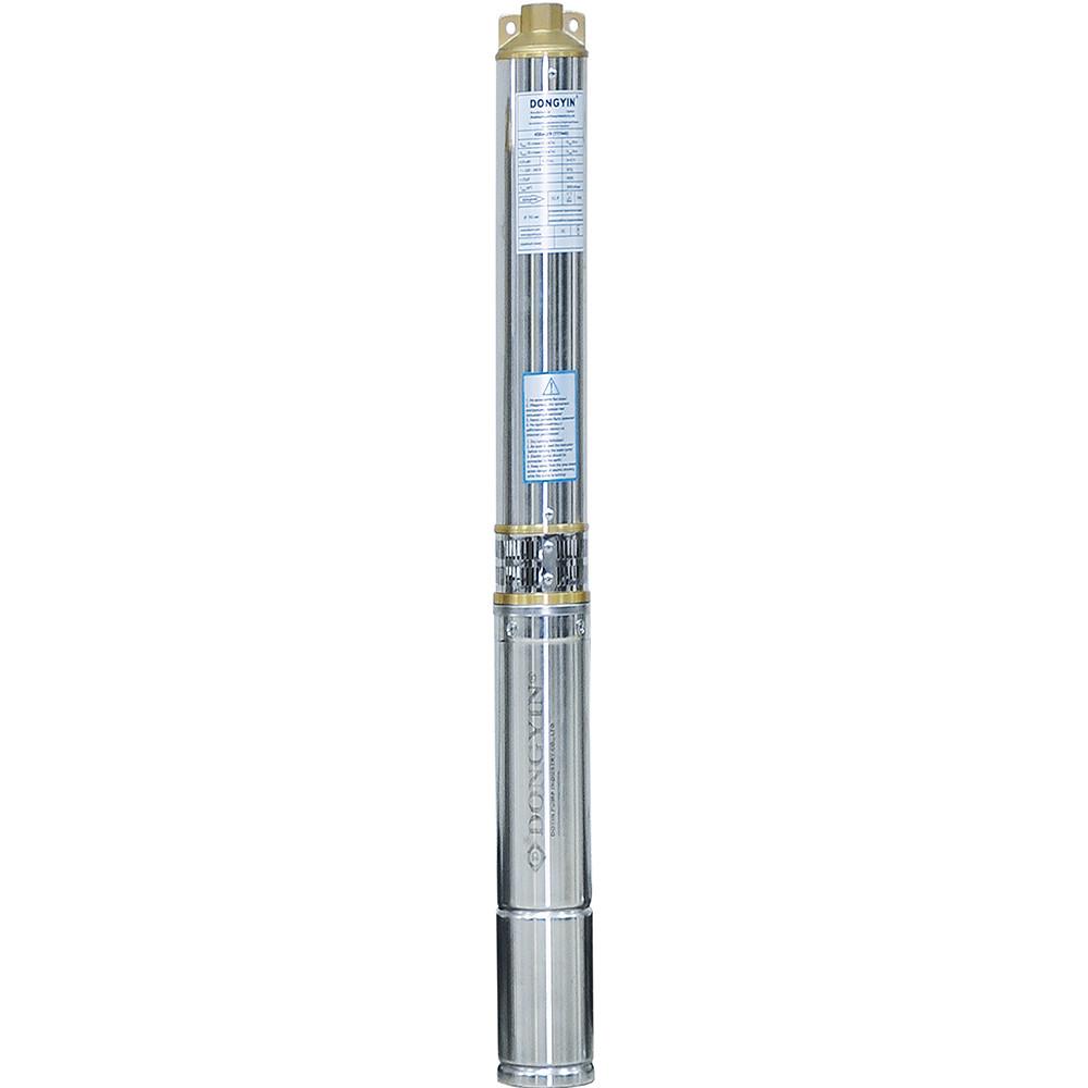 Насос центробежный 1.1кВт H 93(69)м Q 90(60)л/мин Ø80мм dongyin 777094