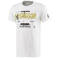 Футболка Reebok Mcgregor Fighter Tee (ОРИГИНАЛ)