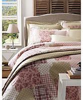 Комплект постельного белья Karaca Home Surya зеленый