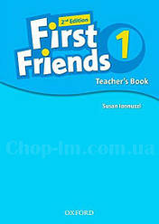 First Friends 2nd Edition 1 Teacher's Book / Книга для учителя