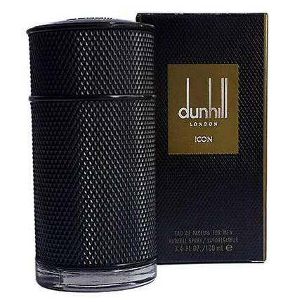 Мужские - Alfred Dunhill ICON BLACK (100ml), фото 2