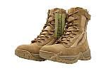 """Берцы трэкинговые  демисизонные  Mil-tec coyote Tactical Boots """"Two-Zip"""" Германия, фото 4"""