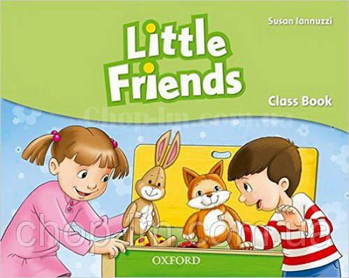 Little Friends Student's Book (Учебник/підручник по английскому языку), фото 2