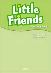 Little Friends Teacher's Book / Книга для учителя