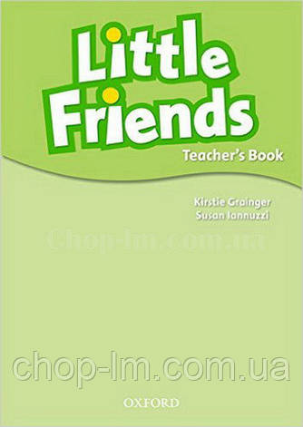 Little Friends Teacher's Book / Книга для учителя, фото 2