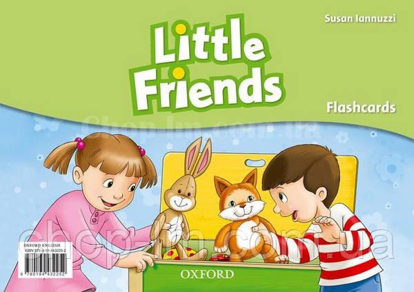 Little Friends Flashcards (Карточки к курсу)