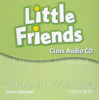 Little Friends Class Audio CD / Аудио диск к курсу