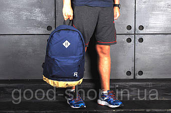 Спортивный рюкзак Reebok синего цвета