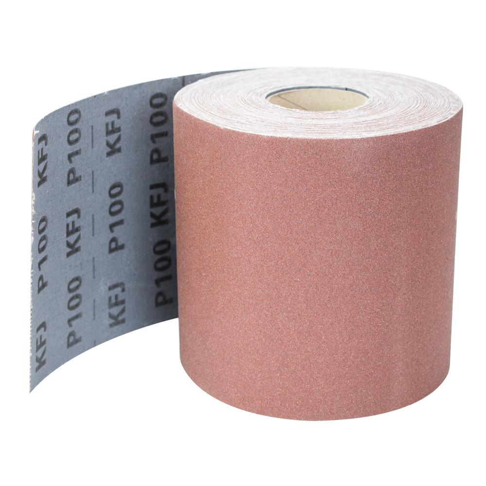 Шлифовальная шкурка тканевая рулон 200ммх50м P100 sigma 9112661