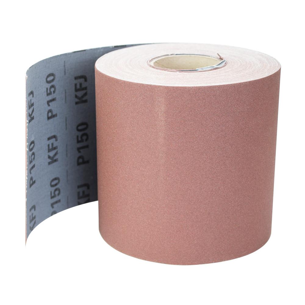 Шлифовальная шкурка тканевая рулон 200ммх50м P150 sigma 9112681