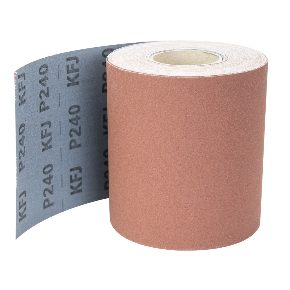 Шлифовальная шкурка тканевая рулон 200ммх50м P240 sigma 9112711