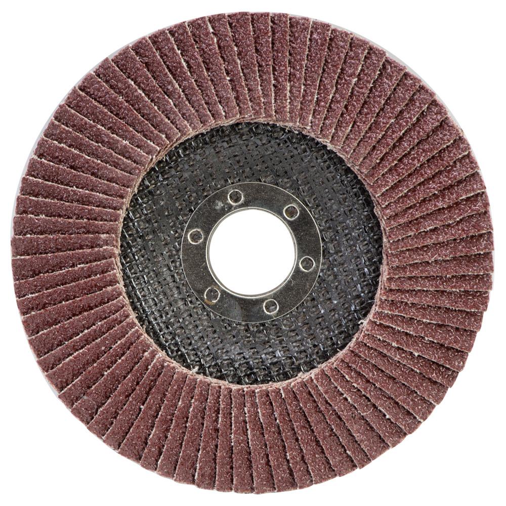 Круг лепестковый торцевой Т29 (конический) Ø125мм P40 sigma 9172621