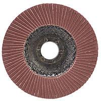 Круг лепестковый торцевой Т27 (прямой) Ø125мм P180 sigma 9172161