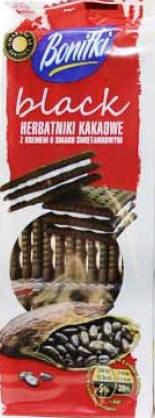 Печенье Bonitki со  сливочным кремом, 216 гр, фото 2