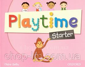 Playtime Starter Class Book / Учебник