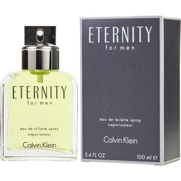 Мужские - Calvin Klein Eternity For Men Eau de Toilette (100ml)