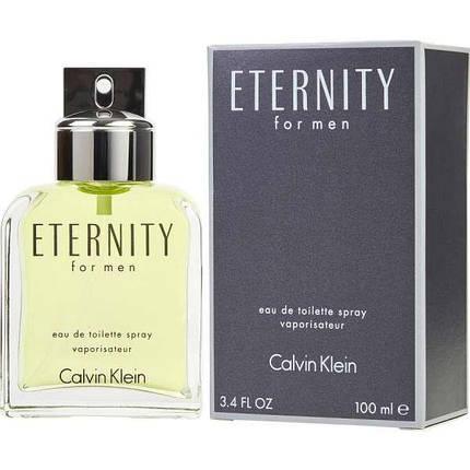 Мужские - Calvin Klein Eternity For Men Eau de Toilette (100ml), фото 2