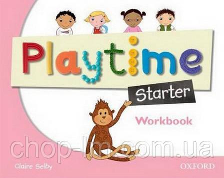 Playtime Starter Workbook / Рабочая тетрадь, фото 2